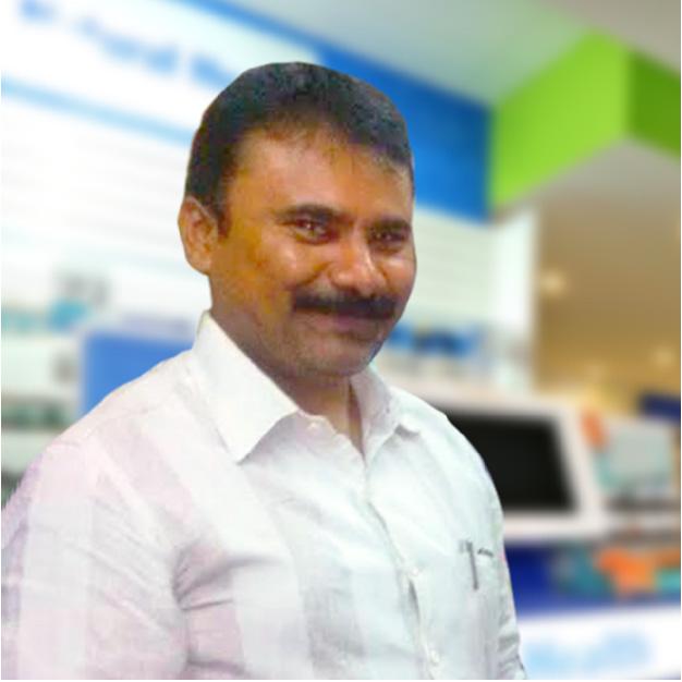 Mr Tirupathi Reddy